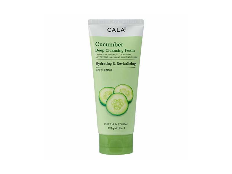 Cala Cucumber Deep Cleansing Foam, 4.1fl oz