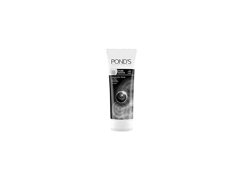 Pond's Facial Foam with Activated Carbon Charcoal, 3.5 oz