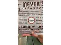 Mrs. Meyer's Laundry Pacs, Lavender, 45 CT - Image 4