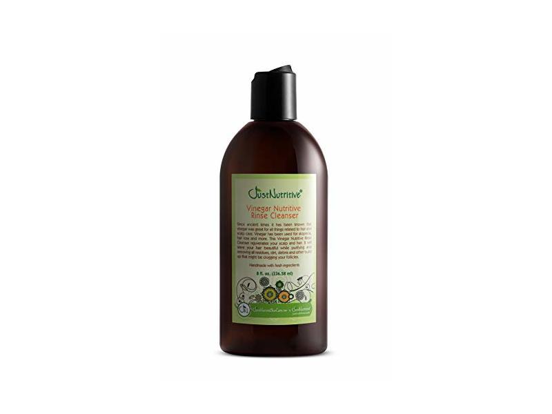 Just Nutritive Vinegar Nutritive Rinse Cleanser, 8 fl oz