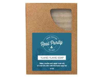 Real Purity Ylang Ylang Body Soap Bar
