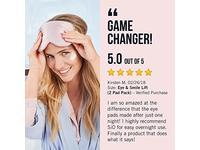 SiO Beauty Eye & Smile Lift Eye & Smile Anti-Wrinkle Patches - Image 6