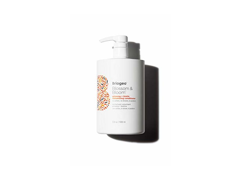 Briogeo Blossom & Bloom Ginseng + Biotin Volumizing Shampoo, 33.8 fl oz