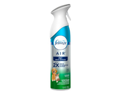Febreze AIR Effects Heavy Duty Pet Air Freshener Spray, 8.8 oz