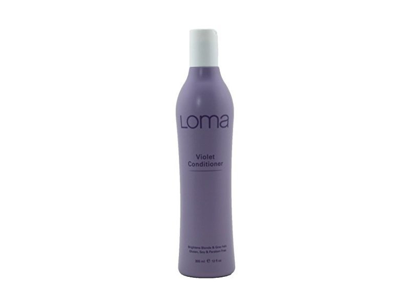 Loma Hair Care Violet Conditioner, 12 fl oz