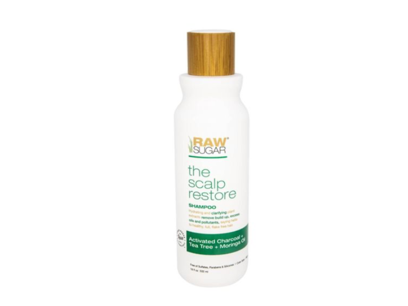 Raw Sugar The Scalp Restore Shampoo, 18 fl oz