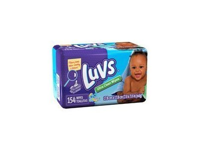 Luvs Baby Wipes, Procter & Gamble - Image 1