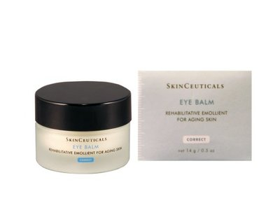 Skinceuticals Eye Balm Rehabilitative Emollient For Aging Skin, 0.5-Ounce Jar