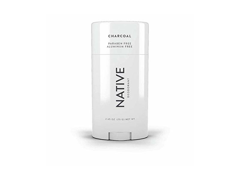Natural Native Charcoal Deodorant, 2.65 oz