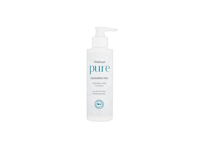 Waitrose Pure Cleansing Milk, 200 mL