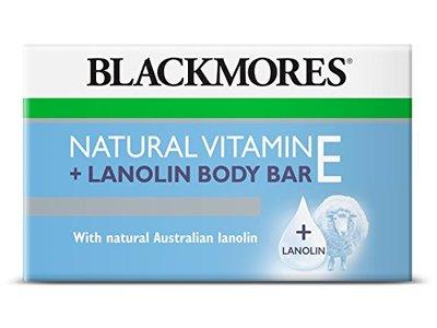 Blackmores Natural Vitamin E Body Bar, 100g