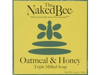 The Naked Bee Orange Blossom Honey Triple Milled Soap, 2.75 Ounce - Image 2