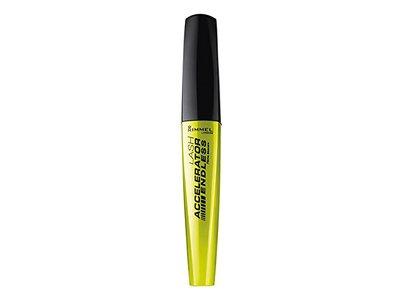 Rimmel Lash Accelerator Mascara Endless, Black, 0.33 Fluid Ounce