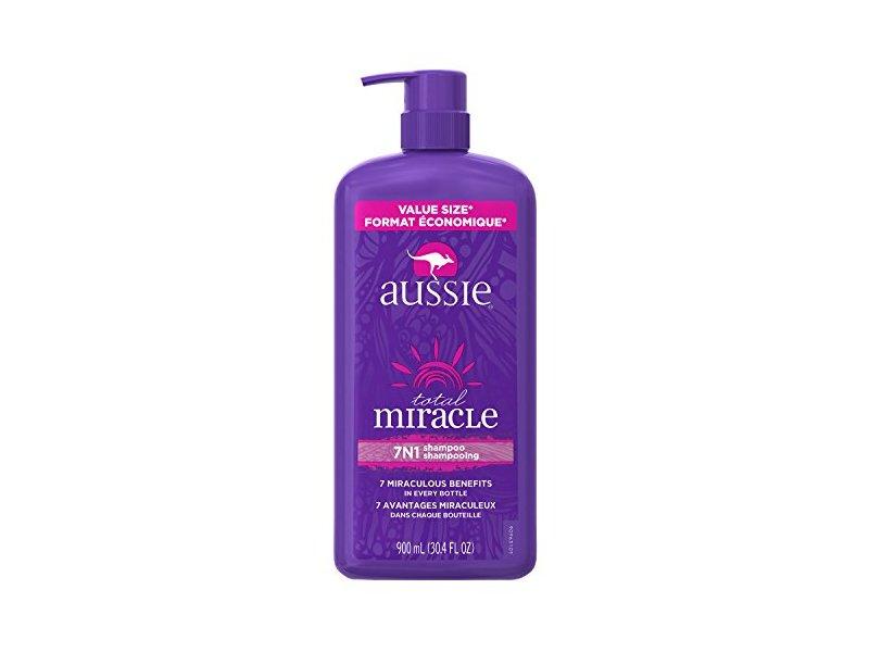 Aussie Total Miracle Shampoo, 30.4 fl oz