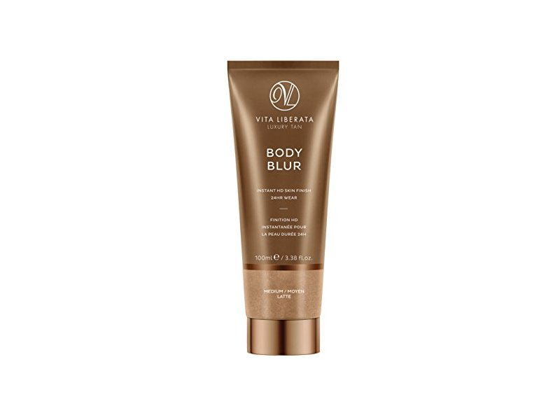 Vita Liberata Body Blur Instant HD Skin Finish, Latte, 3.38 fl. oz.