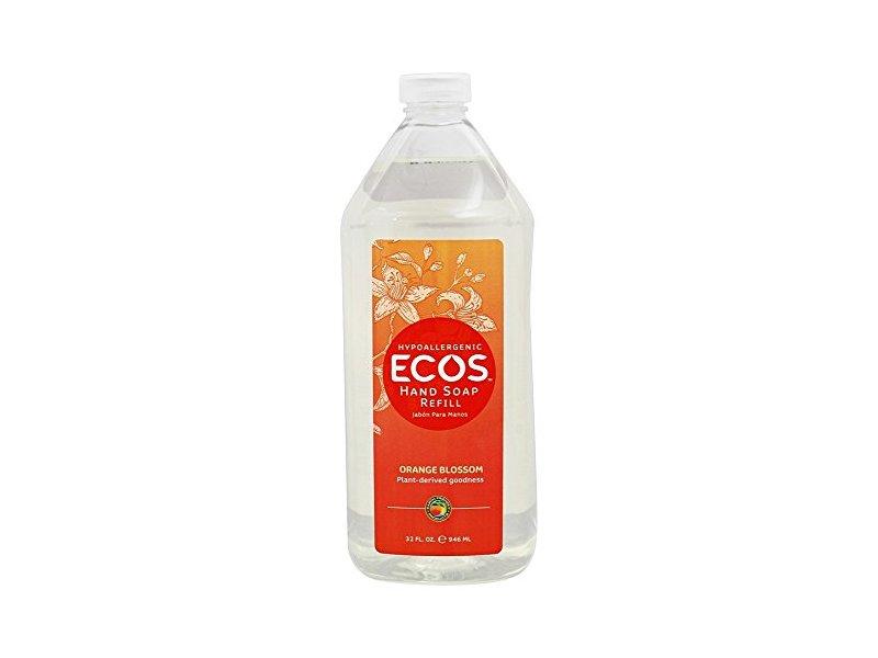 Earth Friendly Hand Soap Refill, Orange Blossom, 32 oz.