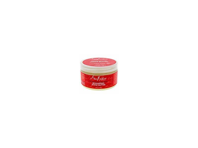 Shea Moisture Red Palm Oil & Cocoa Butter Shine Butter, 3.75 Pound