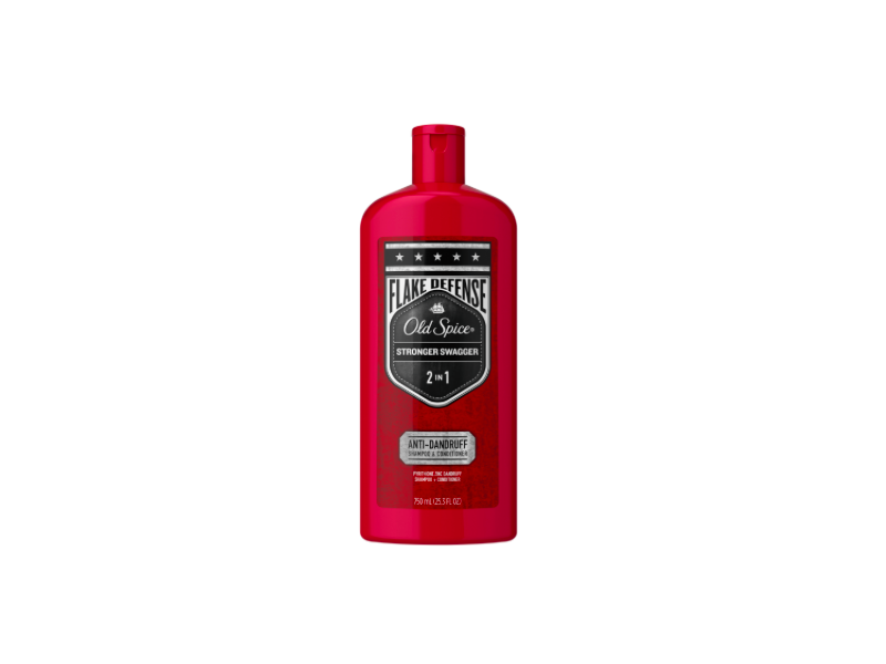 Old Spice Stronger Swagger Antidandruff Conditioner, 25.3 fl oz