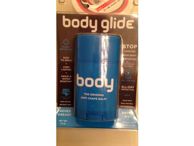 Body Glide Anti-Chafe Balm, Original, 1.5 oz - Image 3