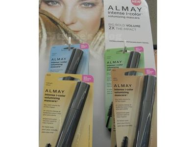 Almay Intense I-color Volumizing Mascara, Revlon - Image 1