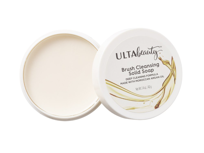 ULTAbeauty Brush Cleansing Solid Soap, 1.9 oz