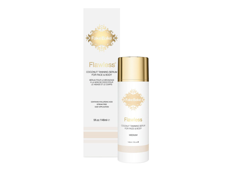 Fake Bake Flawless Coconut Tanning Serum For Face & Body, 148 ml