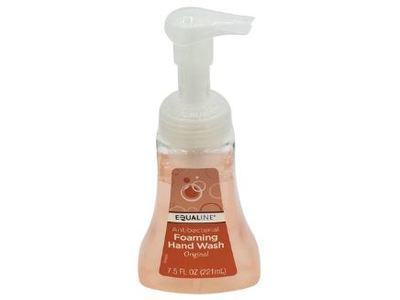 Equaline Antibacterial Foaming Hand Wash, Original, 7.5 fl oz