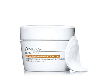 Avon ANEW CLINICAL Extra Strength/Extrafort Retexturizing Peel, 30 Pads - Image 3