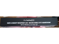 M.A.C Haute & Naughty Waterproof Lash Mascara, Shockproof, 0.21 oz/6 g - Image 3
