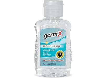 Germ-x Original Hand Sanitizer, Original, 1.5 Fluid Ounce