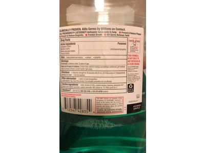 Listerine Antiseptic Mouthwash, Fresh Burst, 1 Liter - Image 4
