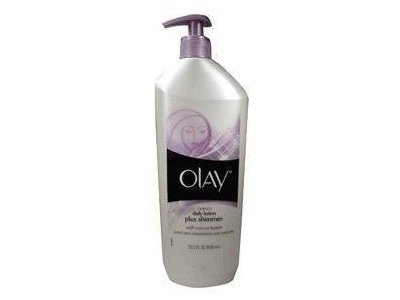 Olay Quench Shimmer Body Lotion, 600 mL