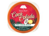 Tree Hut Coco Colada Shea Sugar Scrub, 5.5 oz/156 g - Image 2