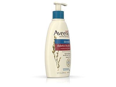 Aveeno Skin Relief Diabetics' Dry Skin Lotion, 12 Fluid Ounce - Image 3