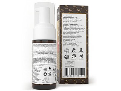 Wow Apple Cider Vinegar Foaming Face Wash, 100ml - Image 6