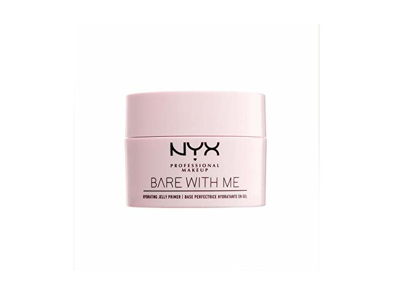 Nyx Professional Makeup Bare With Me Hydrating Jelly Primer, 1.41 oz