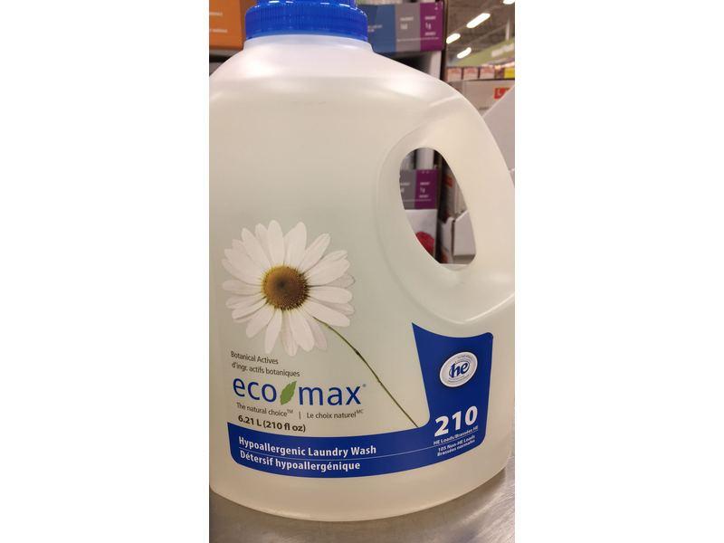 Eco Max Hypoallergenic Laundry Wash