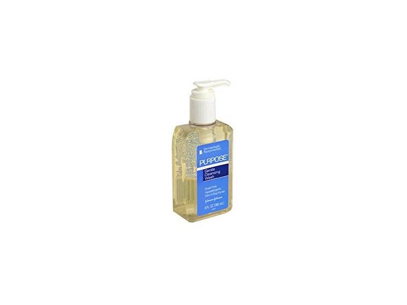 Purpose Gentle Cleansing Wash, Oil-Free, 6 oz