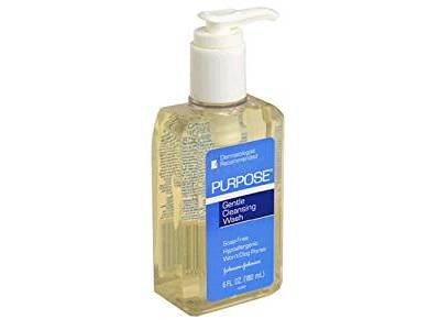 Purpose Gentle Cleansing Wash, Oil-Free, 6 oz