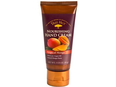 Tree Hut Hand Cream, Tropical Mango, 3 Ounce