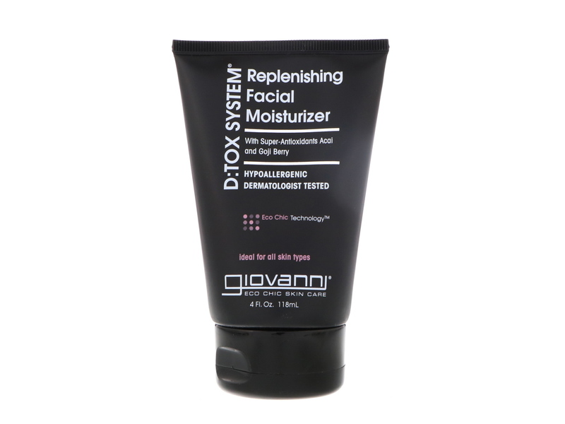 Giovanni D:tox System Step 3 Replenishing Facial Moisturizer