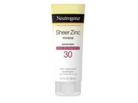 Neutrogena Sheer Zinc Dry-Touch Sunscreen SPF 30 - Image 2