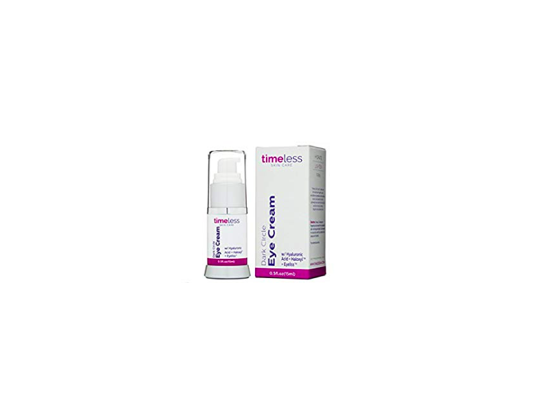 Timeless Skin Care Dark Circle Eye Cream, .15 ml
