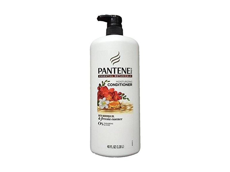 Pantene Essential Botanicals Conditioner, 40 oz