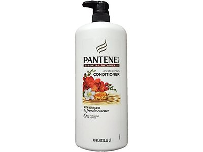 Pantene Essential Botanicals Conditioner, 40 oz