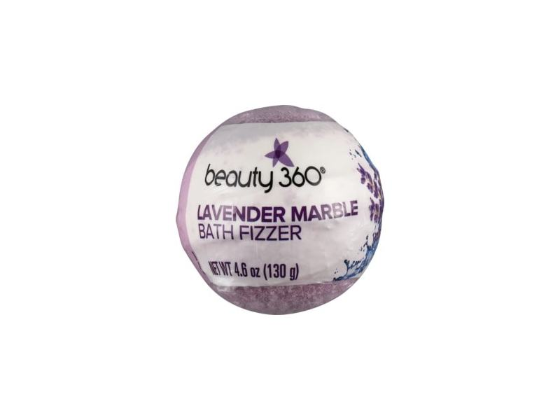 Beauty 360 Lavender Marble Bath Fizzer