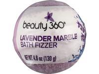 Beauty 360 Lavender Marble Bath Fizzer - Image 2