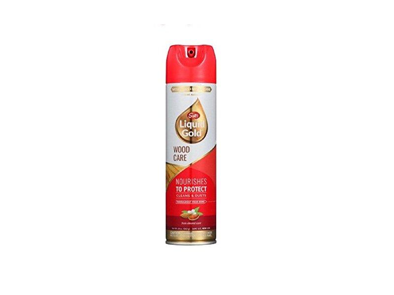 scott 39 s liquid gold wood cleaner preservative almond scent 12 oz ingredients and reviews. Black Bedroom Furniture Sets. Home Design Ideas