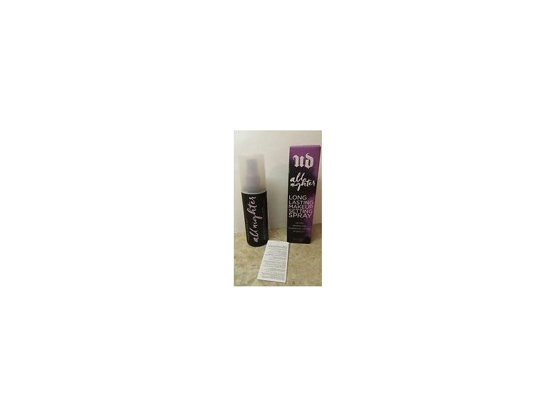 Urban Decay All Nighter Long Lasting Makeup Setting Spray, 118ml/4oz