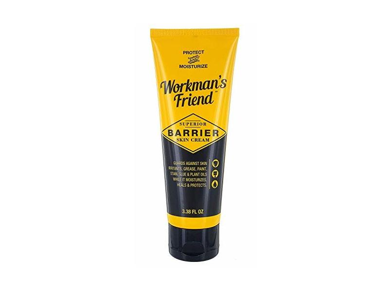 Workman's Friend Barrier Working Hand Cream, 3.38 oz